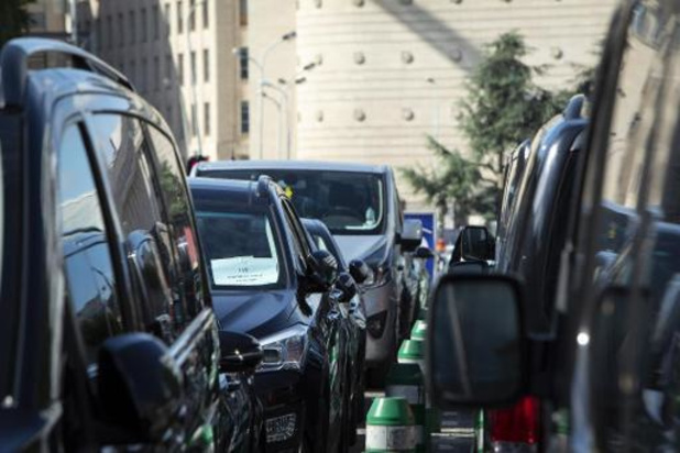 Manifestation de chauffeurs LVC: il y aura concertation lorsque le gouvernement aura un avant-projet de réforme