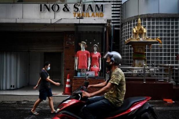 Restrictions renforcées en Thaïlande, couvre-feu à Bangkok