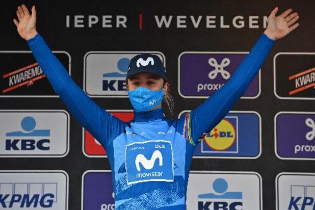 Victoire de la Danoise Norsgaard dans la 6e étape, van der Breggen reste en rose