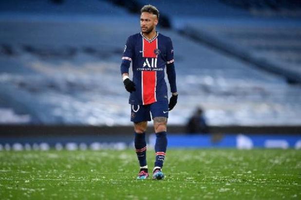 Ligue 1 - Prolongation de contrat jusqu'en 2026 pour Neymar au PSG