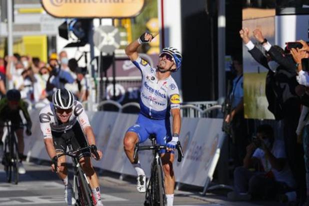 Tour de France - Le film de la 2e étape