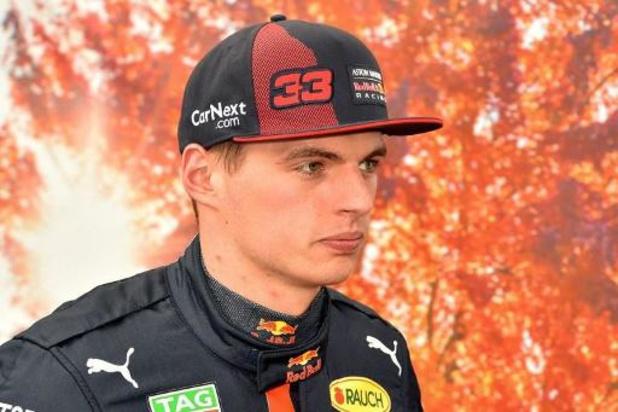 Max Verstappen est prêt pour le coup d'envoi de la saison