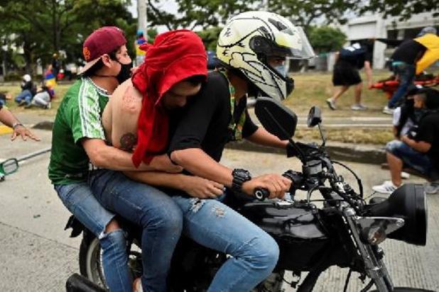 Colombie: le président Duque envoie l'armée à Cali, épicentre de manifestations violentes