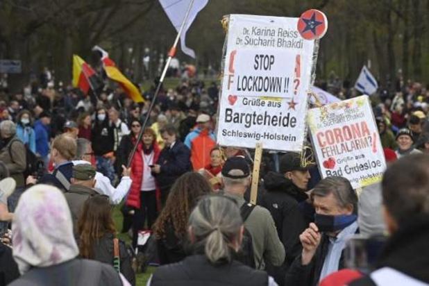Duitse Bondsraad keurt omstreden coronawet goed
