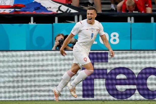 Euro 2020 - Tomas Holes élu Homme du match Pays-Bas / République tchèque