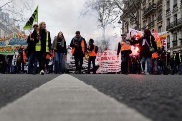 Nouvelle journée interprofessionnelle d'action le 9 janvier en France
