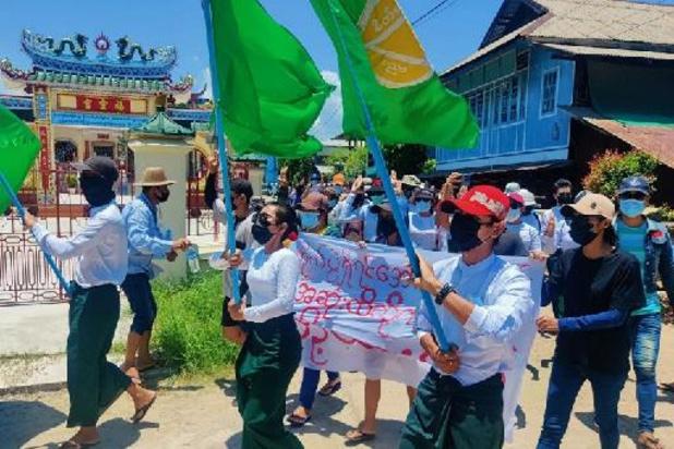 """Staatsgreep Myanmar - """"Veiligheidsraad moet onmiddellijk wapenembargo opleggen"""""""