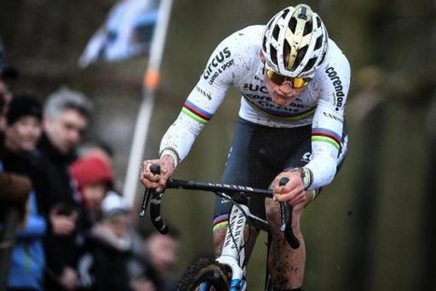 Mathieu van der Poel Sportman van het Jaar in Nederland