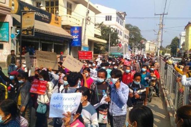 Protest in Myanmar eist opnieuw mensenlevens