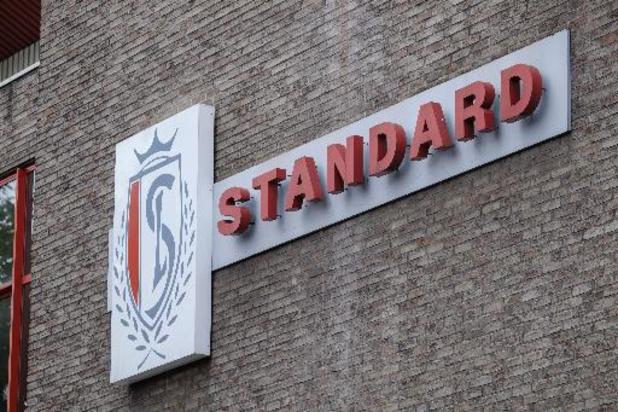 Voorlopig transferverbod voor Standard Luik