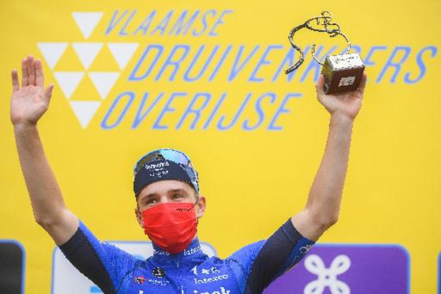 Deceuninck-Quick Step avec Remco Evenepoel en leader du Tour du Benelux