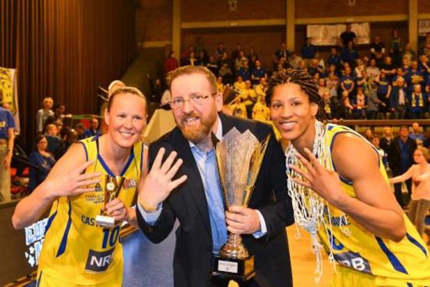 Coronavirus - Europese basketfederatie schorst drie competities tot eind dit seizoen