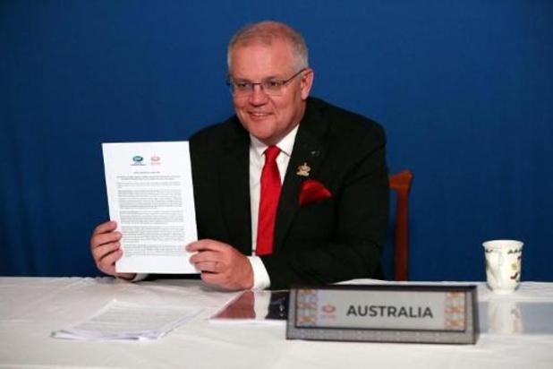 L'Australie s'apprête à augmenter le plafond des arrivées de passagers internationaux