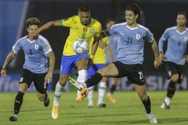 Qualifications Mondial 2022 - Les matchs de qualification de la zone sud-américaine de mars reportés