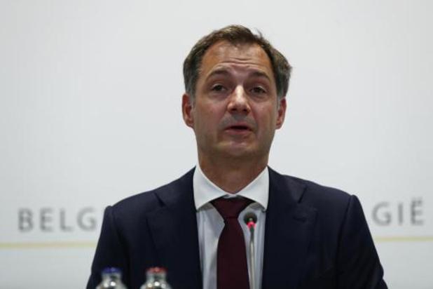 Loononderhandelingen: Premier De Croo verwelkomt akkoord