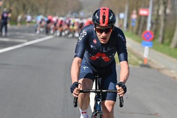 Ethan Hayter s'impose lors de la 1re étape