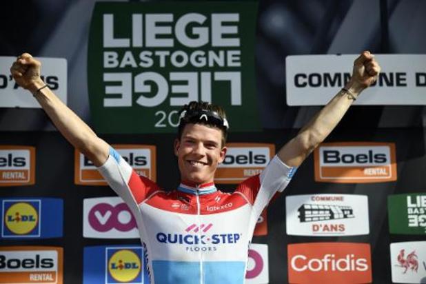 Bob Jungels verlaat Deceuninck-Quick-Step voor AG2R