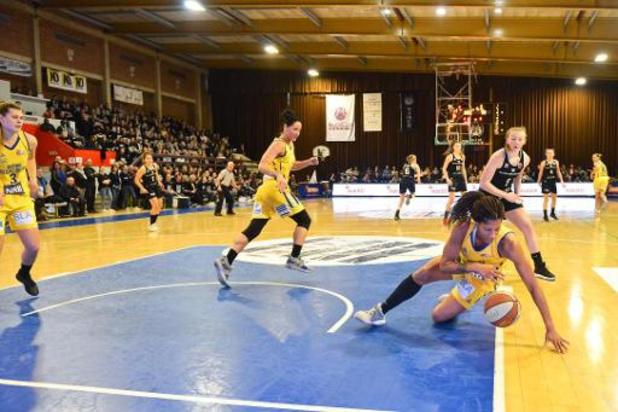 Castors Braine struikelt ook over Riga