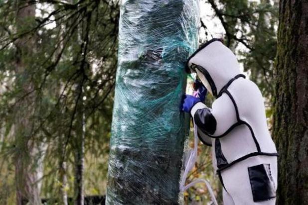Imkers en jagers maken jachtterreinen bij-vriendelijk