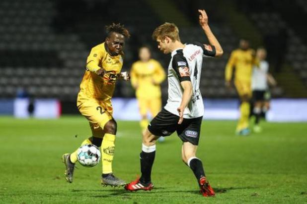 Proximus League - Roeselare geraakt niet verder dan gelijkspel tegen Lokeren