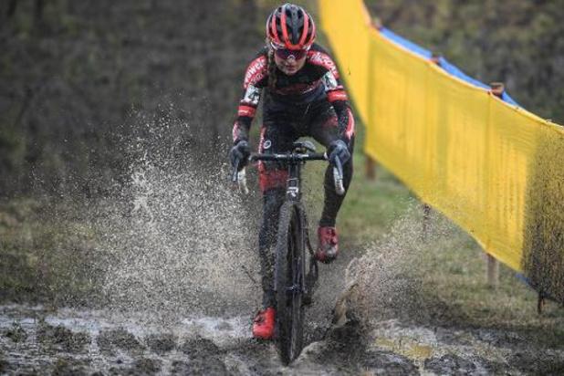"""Superprestige - Cinquième victoire de la saison pour Denise Betsema: """"J'aime rouler à Middelkerke"""""""