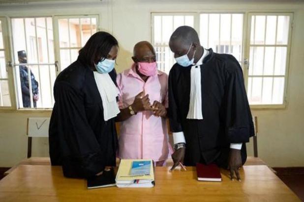 Wilmès vraagt Rwandese minister om aandacht voor medische toestand Paul Rusesabagina
