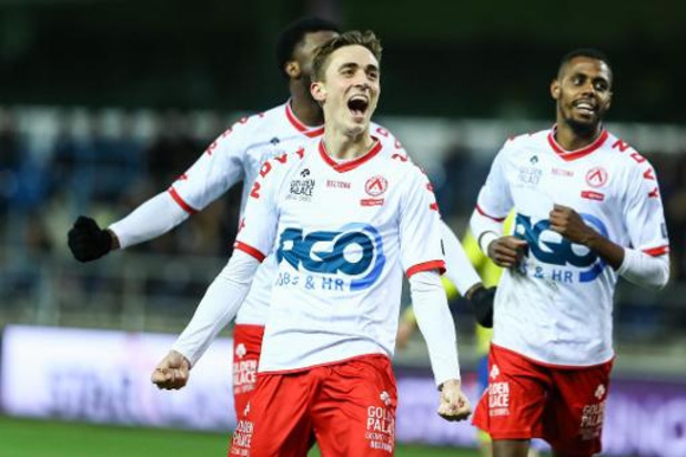 Jupiler Pro League - Kortrijk pakt de volle buit op de Freethiel