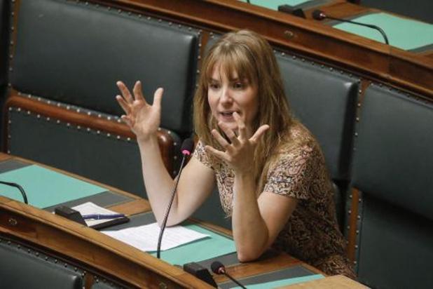 Eva Platteau vervangt Jessika Soors als Kamerlid voor Groen-Ecolo