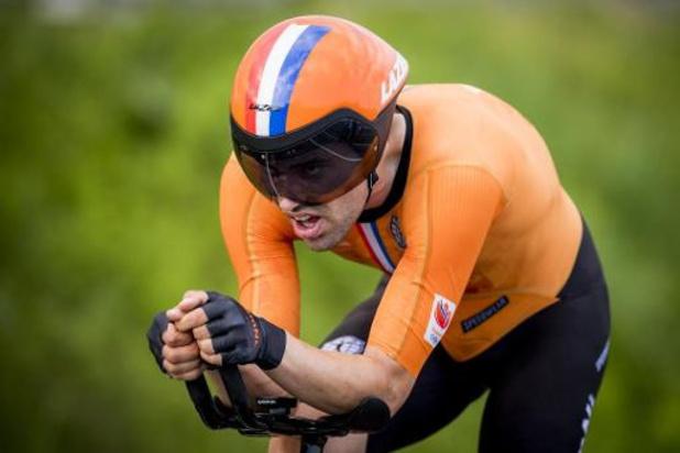 Dumoulin gaat door met wielrennen