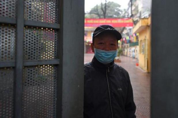 Eerste dorp in quarantaine in Vietnam door coronavirus