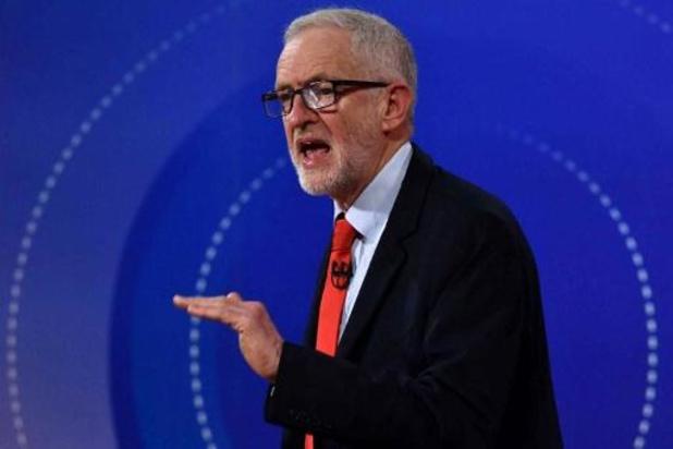 """Brexit - Jeremy Corbyn zou """"neutraal"""" blijven bij tweede referendum over brexit"""