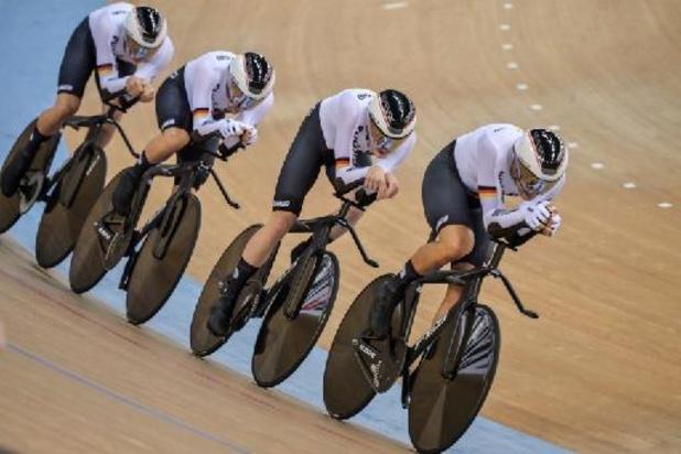 Biélorussie: l'Allemagne retire son équipe de l'Euro de cyclisme sur piste
