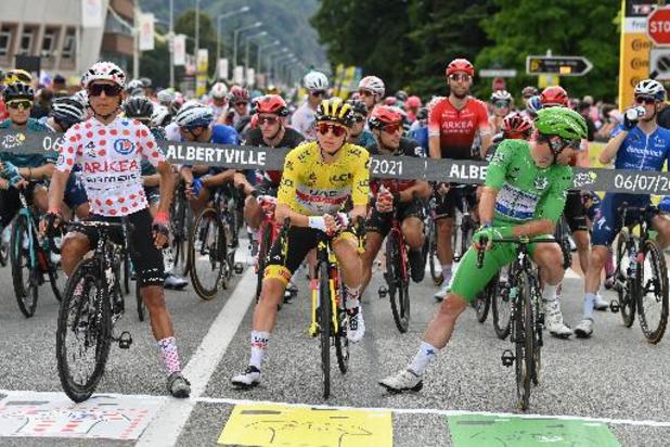 Jonas Koch abandonne, 164 coureurs ont pris le départ de la 10e étape vers Valence