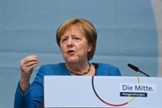 Verkiezingen Duitsland - Lang coalitieoverleg in Duitsland kan bondskanselier Merkel record opleveren