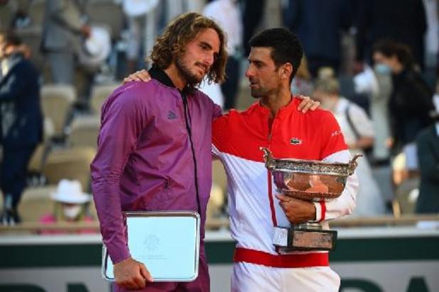 """Roland Garros - """"Opnieuw een droom die uitkomt"""", zegt Novak Djokovic na negentiende grandslamzege"""