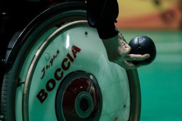Francis Rombouts (boccia) premier sélectionné belge pour les Jeux paralympiques de Tokyo