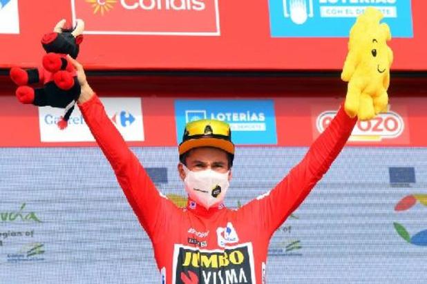 """Vuelta - Caruso boekt eerste ritzege in Vuelta: """"Gevoel was geweldig"""""""