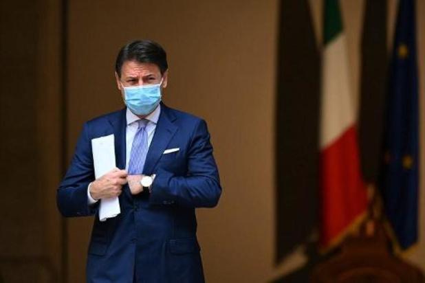 Italiaanse regering perkt reizen tijdens oudejaarsperiode sterk in