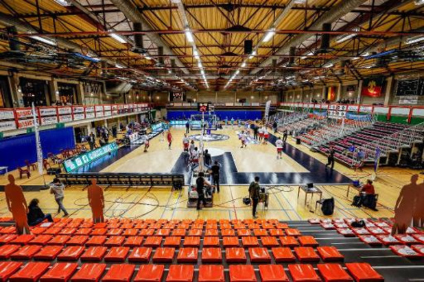 Le basket néerlandophone définitivement arrêté tout comme la D2 et la D3 nationale