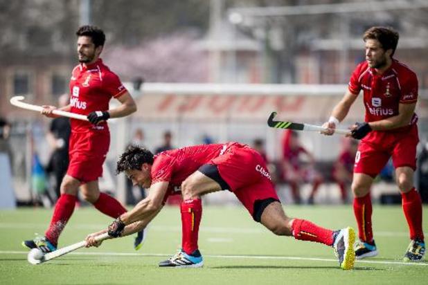 Les Red Lions veulent conclure la Pro League sur une bonne note face aux Pays-Bas