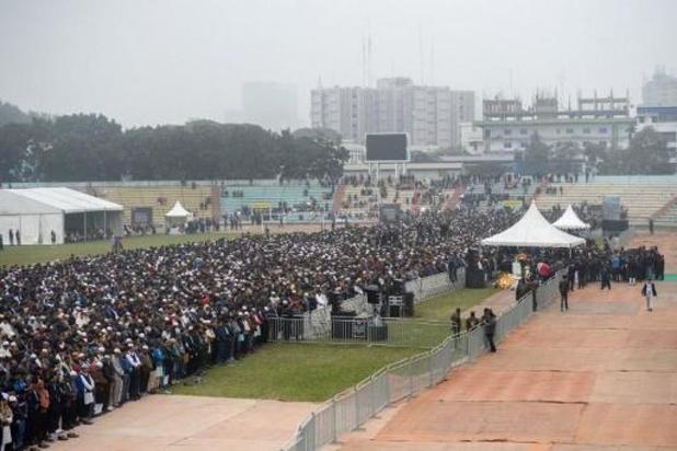 Le Bangladesh dit adieu à son icône de la lutte contre la pauvreté