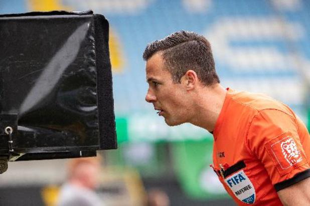 Deux équipes du VAR néerlandaises en renfort dimanche dans le championnat de Belgique