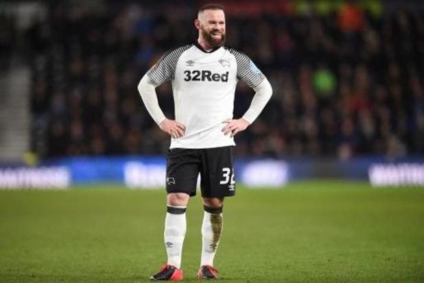 Wayne Rooney hangt voetbalschoenen aan de haak