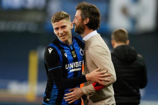 Jupiler Pro League - Club Brugge vijftien punten voor na 3-0 zege tegen OHL