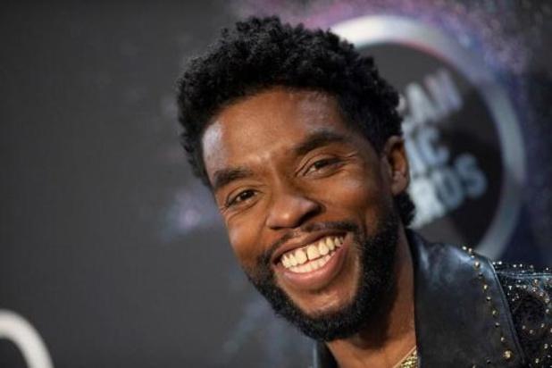 """Décès de Chadwick Boseman, acteur principal de """"Black Panther"""""""