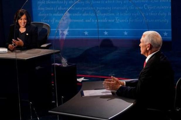 Amerikaanse presidentsverkiezingen - Vicepresidentskandidaten in debat