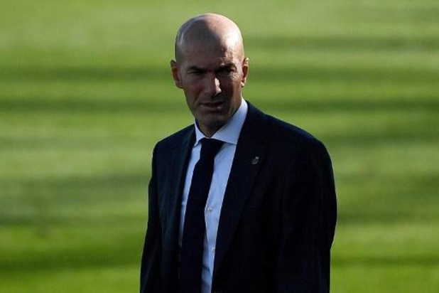Avant le choc à l'Inter, Zinédine Zidane remet encore en cause l'intensité du calendrier