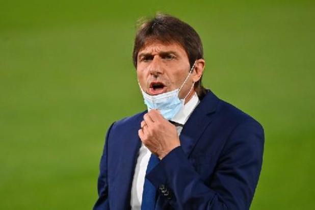 Antonio Conte ziet kansen voor Italië tegen Rode Duivels