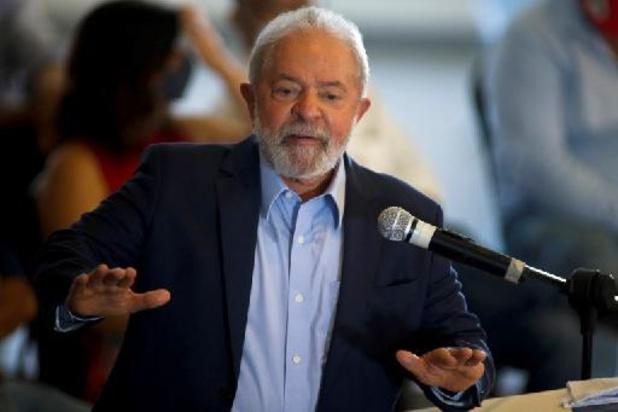 Lula wint Braziliaanse presidentsverkiezingen in 2022 van Bolsonaro