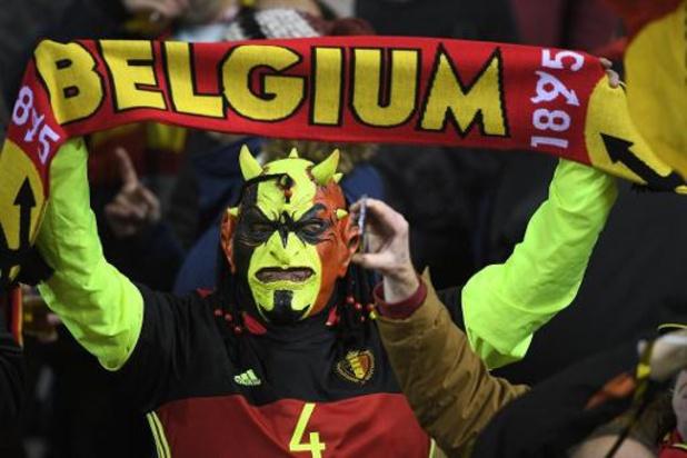 Un peu moins de 20.000 fans belges ont demandé des tickets pour l'Euro 2020